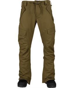 Burton Highgate Slim Snowboard Pants Hickory