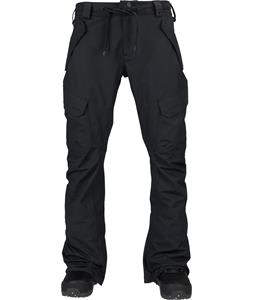Burton Highgate Slim Snowboard Pants True Black