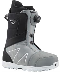 Burton Highline BOA Snowboard Boots Black/Gray/Blue