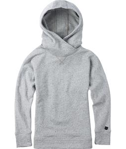 Burton Hixon Hoodie Monument Heather
