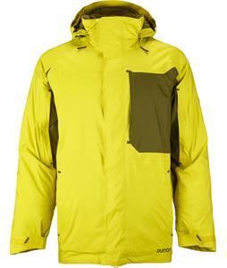 Burton Hostile Snowboard Jacket Toxin/Hickory