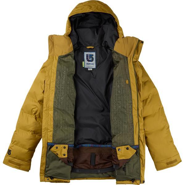 Burton Hostile Snowboard Jacket Thumbnail 3