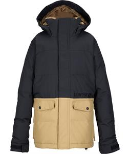 Burton Hot Spot Puffy Snowboard Jacket True Black/Cork