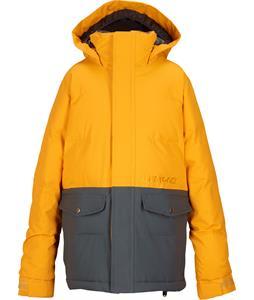 Burton Hot Spot Puffy Snowboard Jacket Yolky/Bog