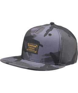 Burton Hudson Snap Back Cap