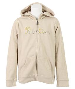 Burton Hue Basic Full-Zip Hoodie Heather Haze