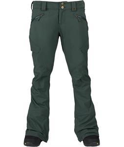 Burton Indy Snowboard Pants Pine Needle