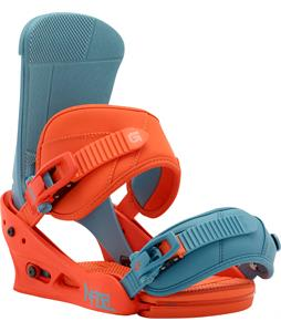 Burton Infidel Re:Flex Snowboard Bindings Dangerine