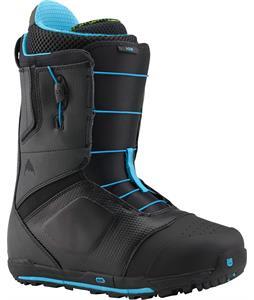 Burton Ion Snowboard Boots Black/Blue