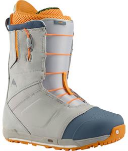Burton Ion Snowboard Boots Gray/Orange
