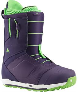 Burton Ion Snowboard Boots Purple/Green