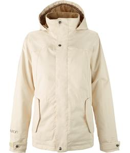 Burton Jet Set Snowboard Jacket Canvas