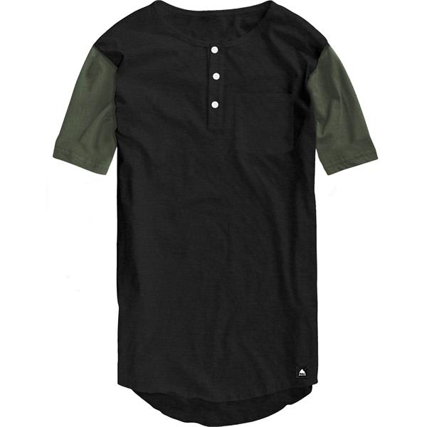 Burton Jimmy Henley Pocket Shirt
