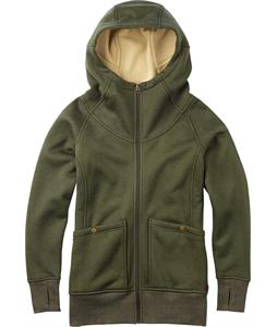 Burton Journey Fleece Olive Night Heather