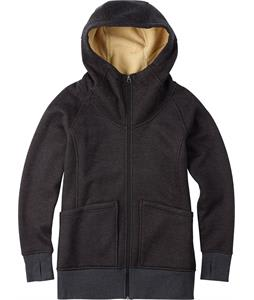 Burton Journey Fleece True Black Heather