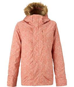 Burton Juliet Snowboard Jacket Coraline Awolflower Print