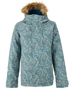 Burton Juliet Snowboard Jacket Scout Paisley Print