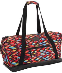 Burton Katie Duffel Bag Ikat Stripe Canvas 39L