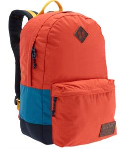 Burton Kettle Backpack Red Clay Triple Ripstop 20L