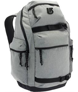 Burton Kilo Backpack Grey Heather 27L