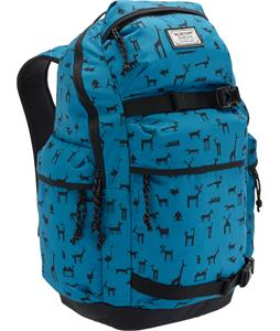 Burton Kilo Backpack Wallpaper Print 27L