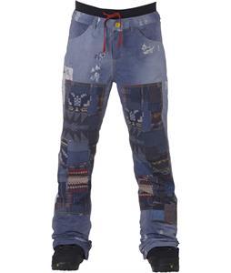 Burton L.A.M.B. Buju Cargo Snowboard Pants