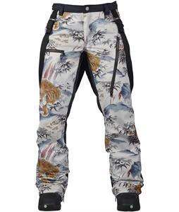 Burton L.A.M.B. Studio Star Slim Snowboard Pants