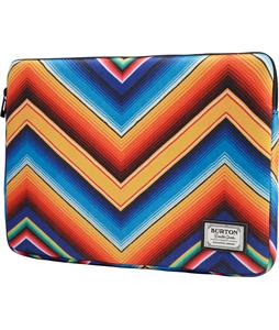 Burton Laptop Sleeve 13in Fish Blanket Print 13.5 x 10.5 x 1in