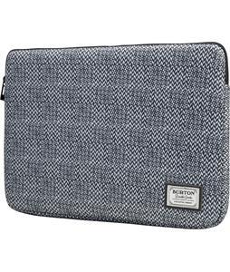 Burton Laptop Sleeve 15in Pinwheel Weave Print 14.5 x 10.5 x 1in