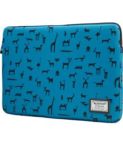 Burton Laptop Sleeve 15in Wallpaper Print 14.5 x 10.5 x 1in