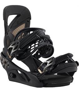 Burton Lexa LTD Snowboard Bindings Black