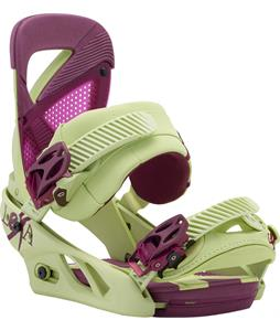 Burton Lexa Re:Flex Snowboard Bindings Green Tea