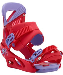 Burton Lexa Re:Flex Snowboard Bindings Crime Scene
