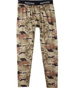 Burton Lightweight Baselayer Pants Birch Camo