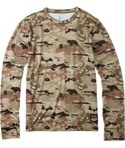 Burton Lightweight Crew Baselayer Top Birch Camo