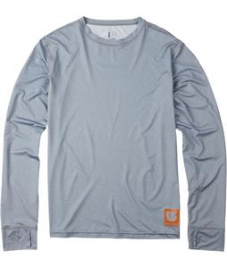 Burton Lightweight Crew Baselayer Top Heather Grey