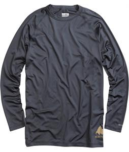 Burton Lightweight Crew Baselayer Top Quarry