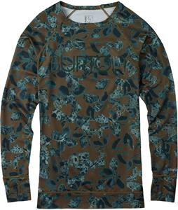 Burton Lightweight Crew Baselayer Top Kamana Wanna Lei Ya