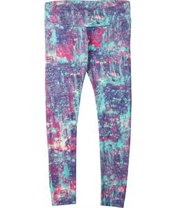 Burton Lightweight Baselayer Pants Sorcerer Pretty Oops