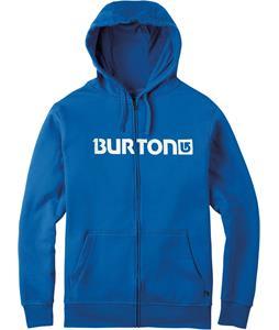 Burton Logo Horizontal Full-Zip Hoodie Brooke