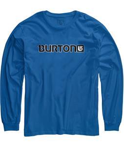 Burton Logo Horizontal L/S T-Shirt