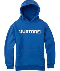 Burton Logo Horizontal Pullover Hoodie Brooke