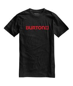 Burton Logo Horizontal Recycled T-Shirt