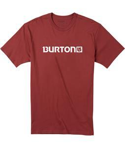 Burton Logo Horizontal Slim T-Shirt