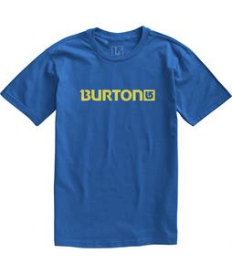 Burton Logo Horizontal T-Shirt Brooke