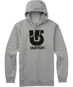 Burton Logo Vert Pullover Hoodie