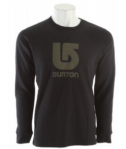 Burton Logo Vertical Thermal