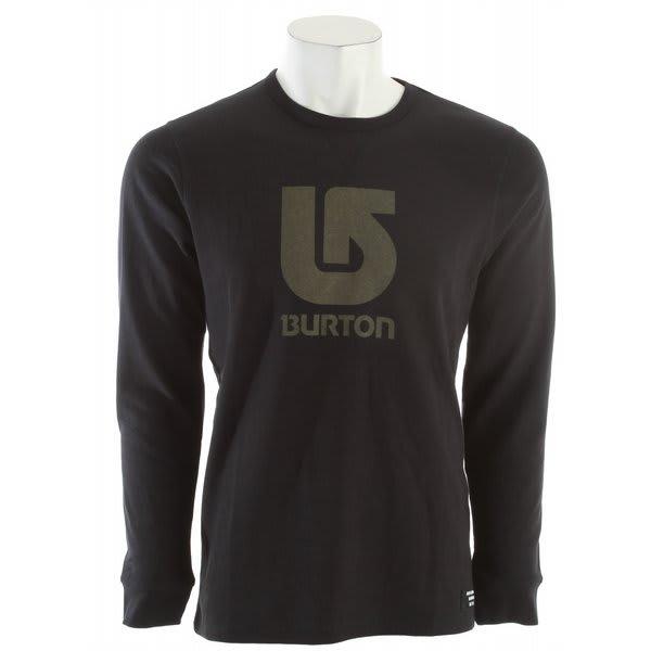 Burton Logo Vertical Thermal