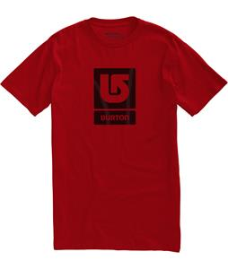 Burton Logo Vertical Fill T-Shirt