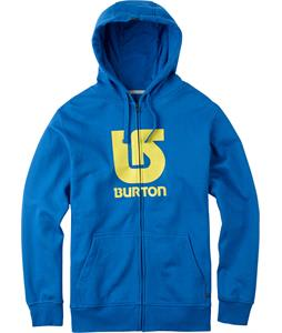 Burton Logo Vertical Full-Zip Hoodie Brooke
